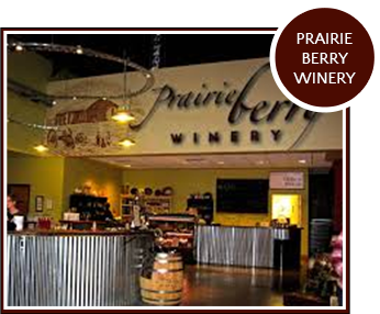 attractions - prairie berry winery